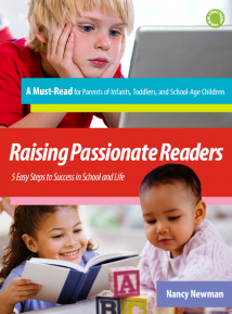 Image result for raising passionate readers book cover